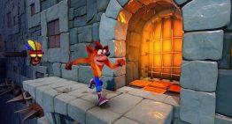 اضافة مجانية لـ Crash Bandicoot N. Sane Trilogy لاضافة مرحلة Stormy Ascent