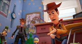 الكشف عن عالم افلام Toy Story داخل لعبة Kingdom Hearts III