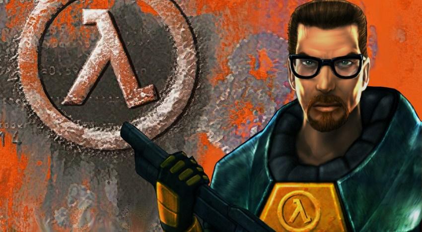 لعبة Half-Life تحصل على تحديث جديد بعد 19 عام من اصدار اللعبة