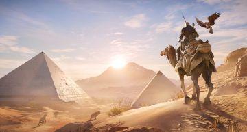 لمحات عن الصراع السياسي الدائر في احداث لعبة Assassin's Creed Origins