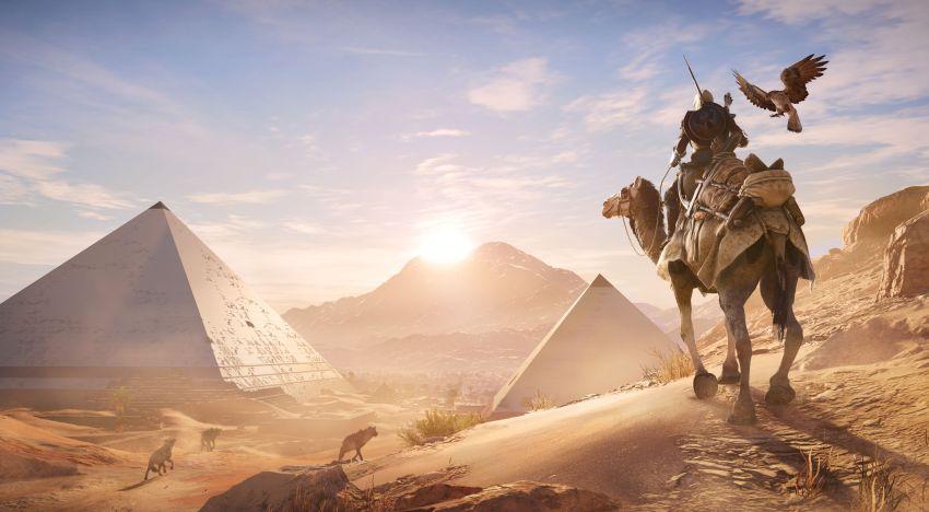 عرض جديد لقصة Assassin's Creed Origins مركز علي بدايات جماعة الـAssassins