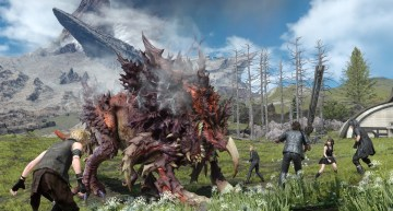 الاعلان عن توفر ديمو للعبة Final Fantasy XV قبل اصدارها علي الـ PC مع محتويات اضافية شكلية من لعبة Half Life