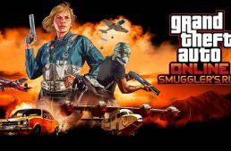 الاعلان عن موعد اصدار اضافة Smuggler's Run الضخمة للعبة Grand Theft Auto Online