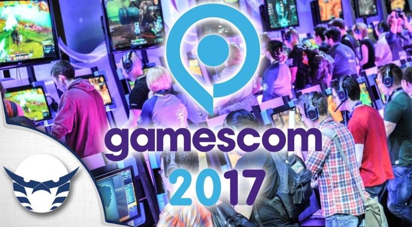 ملخص اهم اخبار GamesCom 2017