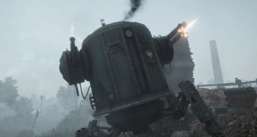 العرض الاول لجيمبلاي العبة الاستراتيجية Iron Harvest التي تعيد تخيل الحرب العالمة الاولى