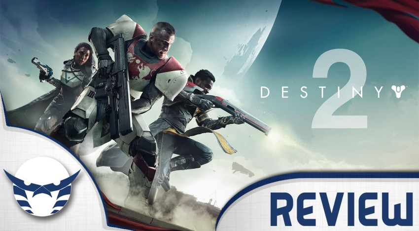 مراجعة Destiny 2