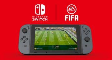 الاعلان عن موعد اصدار FIFA 18 للـ Nintendo Switch