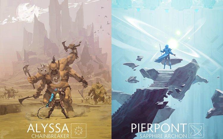 ظهور رسومات فنية  للعبة COOP تم الغائها من Valve