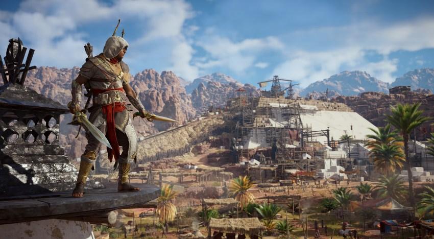 شركة Ubisoft تؤكد إصدار المزيد من المحتويات الإضافية للعبة Assassin's Creed Origins بحلول نهاية العام