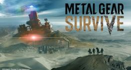 تحديد موعد اصدار Metal Gear Survive علي المنصات