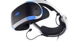 سوني تكشف عن نسخة جديدة محدثة من الـPlayStation VR Headset