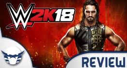 مراجعة WWE 2K18