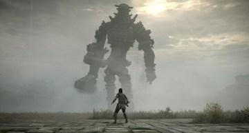 استعراض لفرق مستوي الجرافيكس في Shadow of the Colossus بين النسخة المحسنة و الاصلية