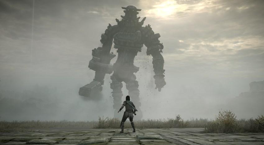 ستيديو  Bluepoint يعمل علي Remake لعبة جديدة اكبر من Shadow of the Colossus