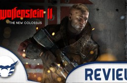 مراجعة Wolfenstein 2 The New Colossus