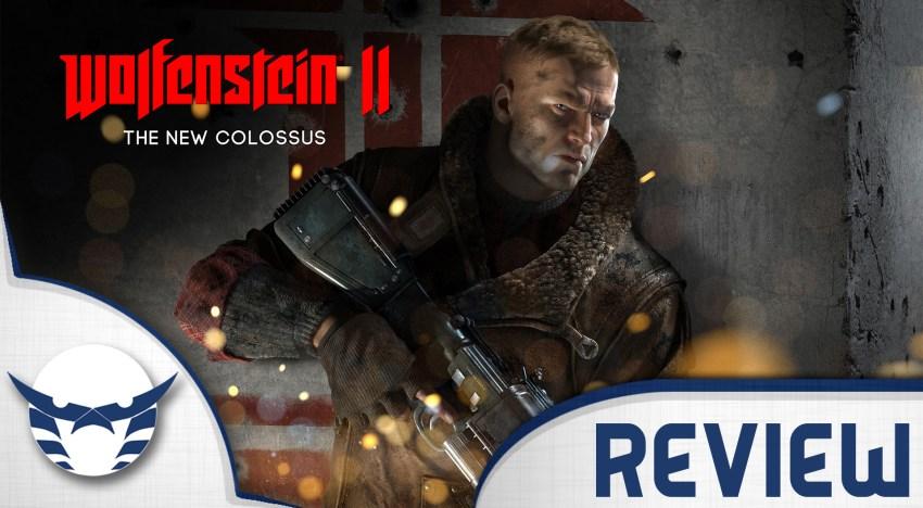 مراجعة Wolfenstein 2 The New Colossus