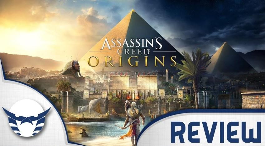 مراجعة Assassin's Creed Origins