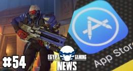 الحلقة 54 من EGN – لعبة Shooter جديدة من Blizzard و اجراءات Apple ضد الـ Loot Boxes