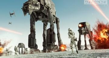 الاعلان عن اولي اضافات لعبة Star Wars Battlefront 2 لفيلم  The Last Jedi