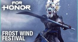 تفاصيل عن محتوي اضافة The Frost Wind Festival للعبة For Honor