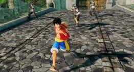 الاعلان عن لعبةعالم مفتوح للانمي الياباني One Piece بعنوان World Seeker