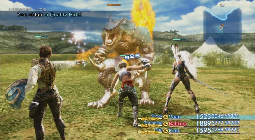 الكشف عن نسخة الـ PC من لعبة Final Fantasy XII: The Zodiac Age