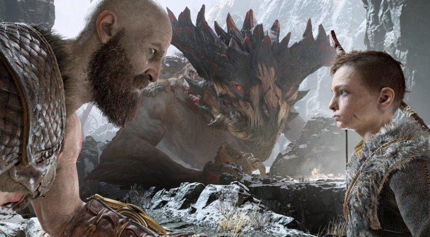 مبيعات لعبة God of War تتخطي الثلاثة مليون نسخة في اول ثلاثة ايام من اصدارها
