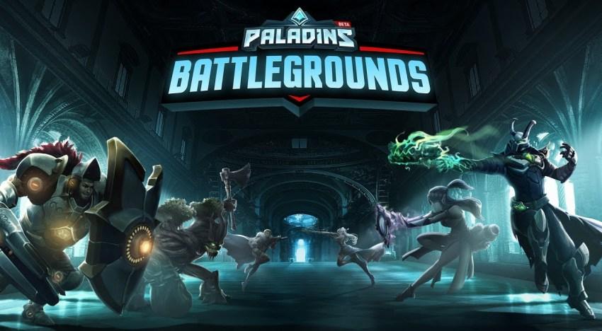 الاعلان عن جانب Battle Royale للعبة Paladins تحت اسم Battlegrounds