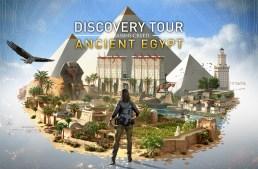عرض اطلاق الطور التعليمي باستكشاف عالم Assassin's Creed Origins