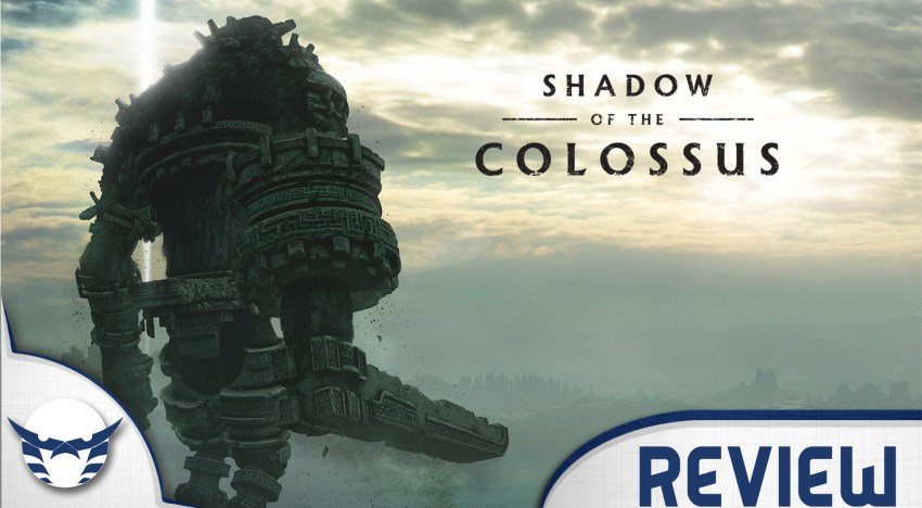 مراجعة Shadow of the Colossus