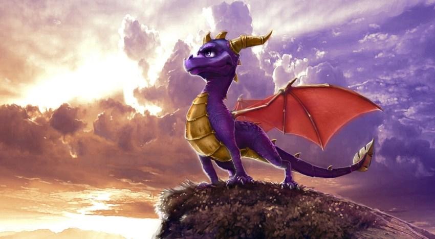 تقارير تؤكد تطوير Activision لنسخ محسنة من ثلاثية لعبة Spyro
