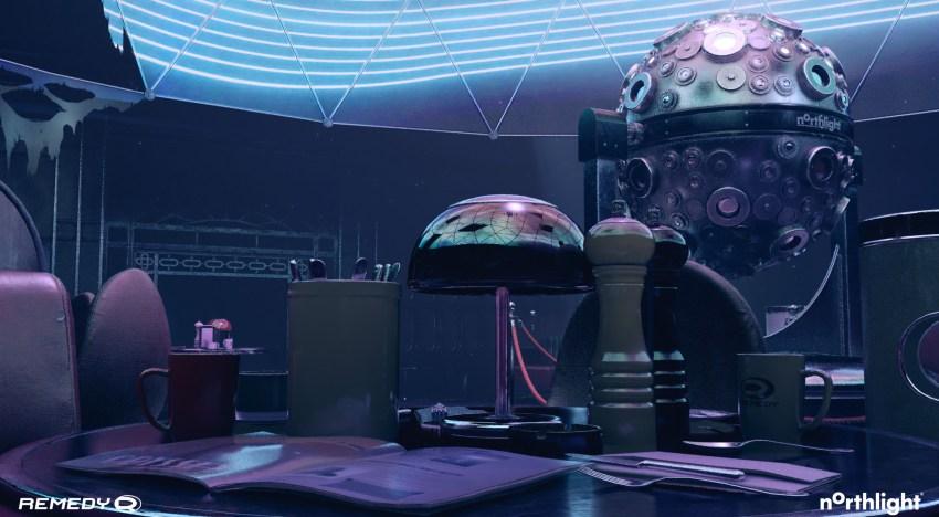 عرض جديد لتقنيات اضاءة مقدمة من Nvidia معروضة من خلال محرك ستيديو Remedy Entertainment
