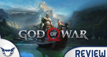 مراجعة God of War 2018
