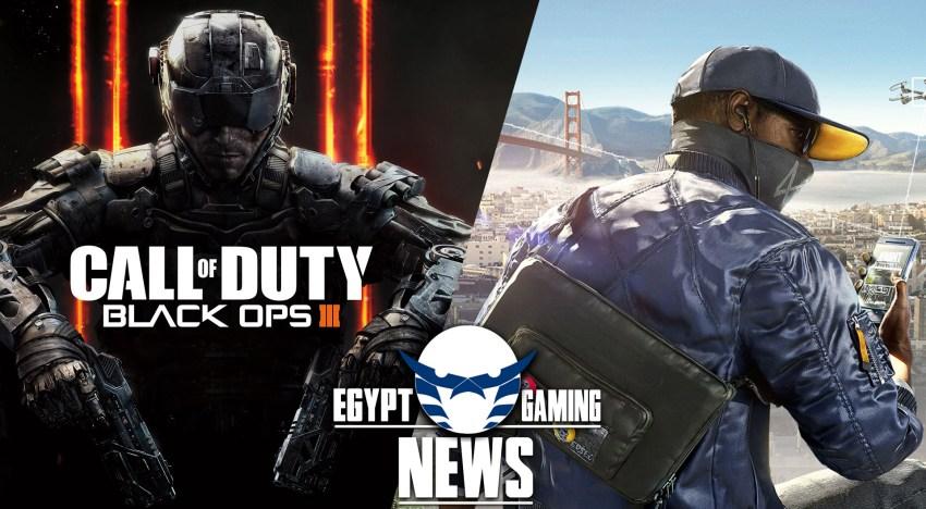 الحلقة 15 من EGN – لعبة Black Ops 4 بدون قصة ؟!! و تلميحات Watch Dogs 3