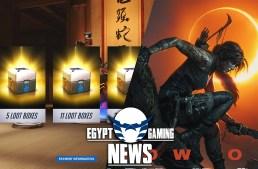الحلقة 16 من EGN – لعبة Shadow of the Tomb Raider و قوانين جديدة ضد الـ Loot Boxes