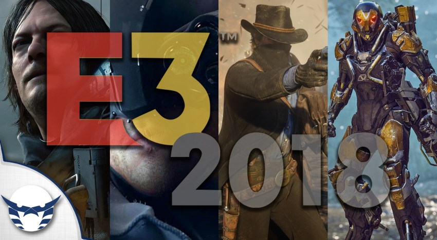فيديو – توقعات و مناقشة عروض E3 2018