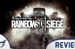 إعادة مراجعة Rainbow Six Siege