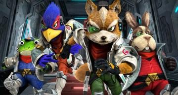 اشاعة: لعبة جديدة من سلسلة Star Fox تحت التطوير