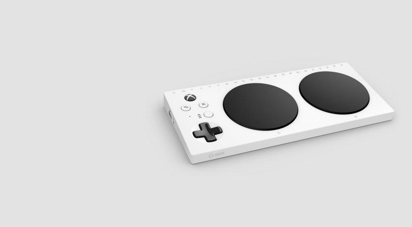 شركة Microsoft من المُحتمل أن تقدم أداة تحكم جديدة للـ Xbox One لذوي الاحتياجات الخاصة