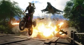 عرض ليوميات تطوير لعبة Just Cause 4 عن محرك اللعبة الجديد