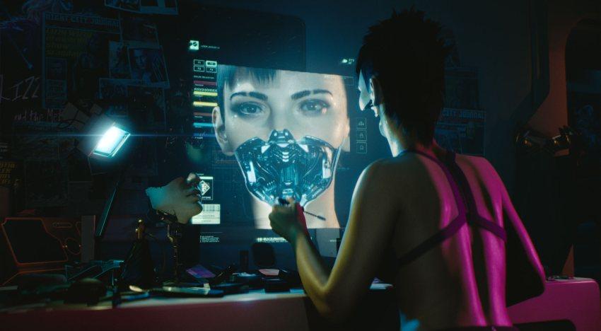 ستوديو CD Projekt RED يكشف مواصفات الجهاز المستخدم لعرض Cyberpunk 2077 على الصحفيين
