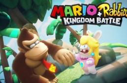 الكشف عن موعد صدور إضافة Donky Kong للعبة Mario + Rabbids في مؤتمر Ubisoft لـ E3 2018