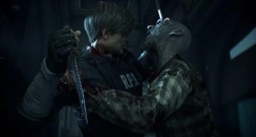 لعبة Resident Evil 2 تفوز بأجماع النقاد علي كونها افضل ما تم تجربته في E3 2018