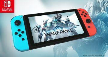 تأكيد اصدار لعبة Warframe للـ Nintendo Switch