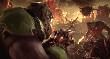 جانب الـ Multiplayer في لعبة DOOM Eternal سيتم تطويره من ID Software مباشرة