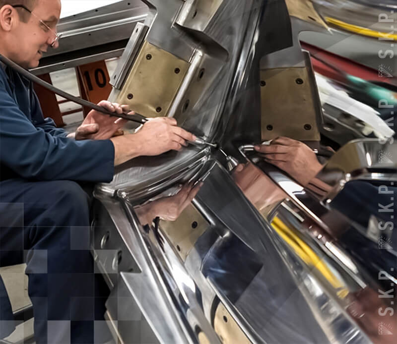 service free caliper polishing course