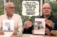 Satire i Go'morgen Danmark