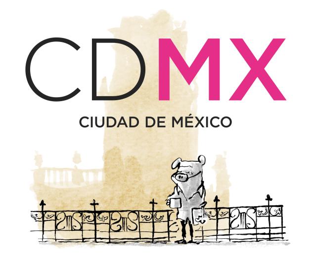 Mexico City La Linea De Fuego Carton Club Danske bladtegnere