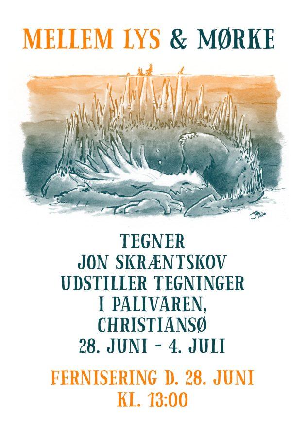 Palivaren udstilling Skræntskov