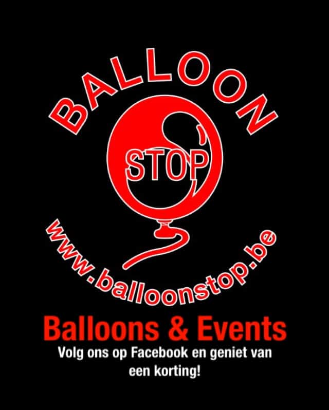 LOGO BALLOON STOP RECLAME TV
